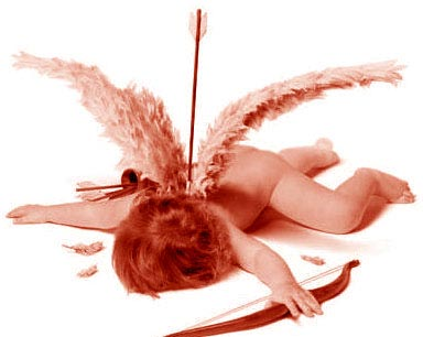 Detenido por agredir a Cupido.